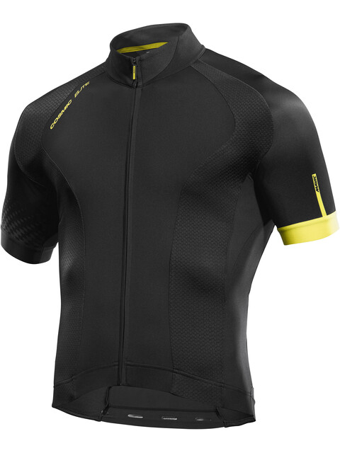 Mavic Cosmic Elite Bike Jersey Shortsleeve Men black